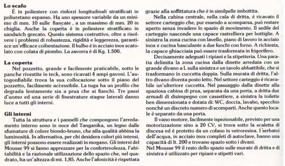 Info Mousse 99-3
